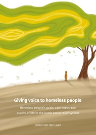 Giving voice to homeless people