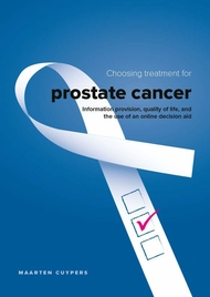 Choosing treatment for prostate cancer