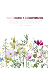 Teacher research in secondary education
