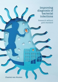 Improving diagnosis of bacterial infections Research without gold standard