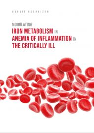 Modulating iron metabolism in anemia of inflammation in the critically ill