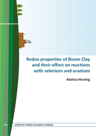 Redox properties of Boom Clay and their effect on reactions with selenium and uranium