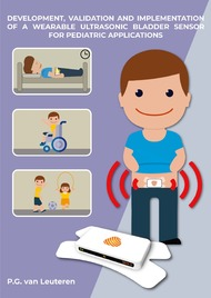 Development, validation and implementation of a wearable bladder sensor for pediatric applications