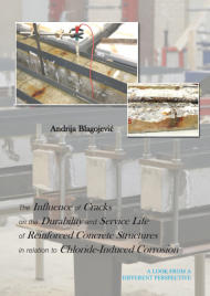 The Influence of Cracks on the Durability and Service Life of Reinforced Concrete Structures in relation to Chloride-Induced Corrosion