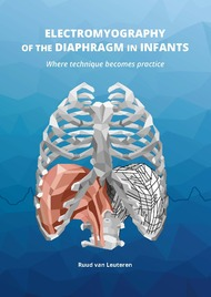 Electromyography of the diaphragm in infants