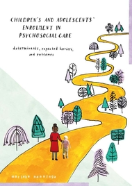 Children's and adolescents' enrolment in psychosocial care: