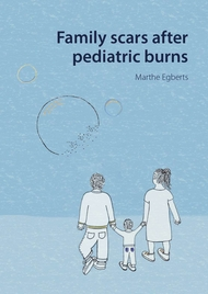 Family scars after pediatric burns