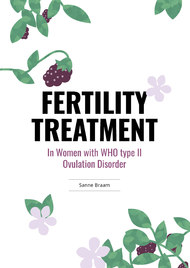 Fertility treatment in women with WHO type II ovulation disorder