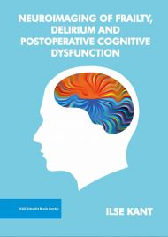 Neuroimaging of frailty, delirium and postoperative cognitive dysfunction