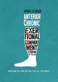 Anterior chronic exertional compartment syndrome of the leg: