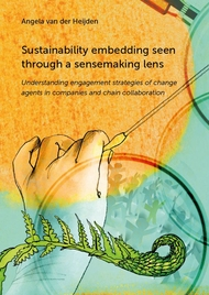 Sustainability embedding seen through a sensemaking lens