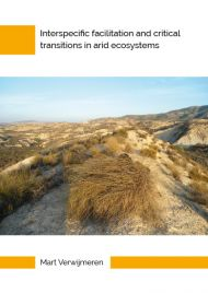 Interspecific facilitation and critical transitions in arid ecosystems