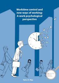 Worktime control and new ways of working: A work psychological perspective