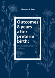 Outcomes 8 years after preterm birth: