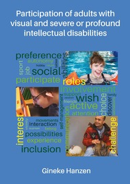 Participation of adults with visual and severe or profound intellectual disabilities