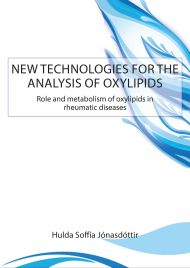 New technologies for the analysis of oxylipids