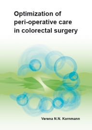 Optimization of peri-operative care in colorectal surgery