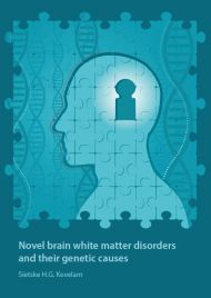 Novel brain white matter disorders and their genetic causes
