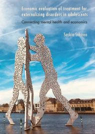 Economic evaluation of treatment for externalizing disorders in adolescents