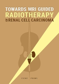 Towards MRI guided radiotherapy of renal cell carcinoma